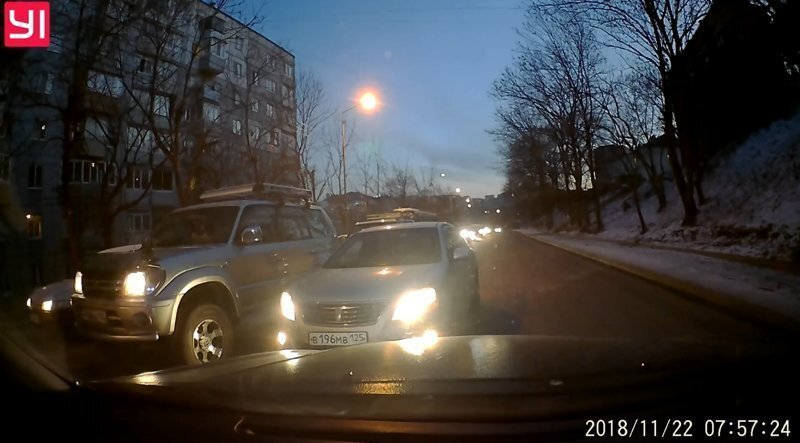 ЯжОлень из Владивостока!
