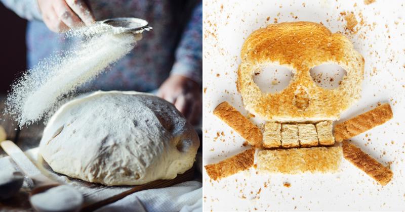 Опасные «сюрпризы», которые может преподнести нам обычный хлеб