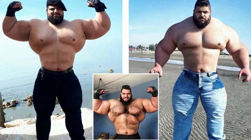 Саджад Гариби — «иранский Халк» с большим сердцем