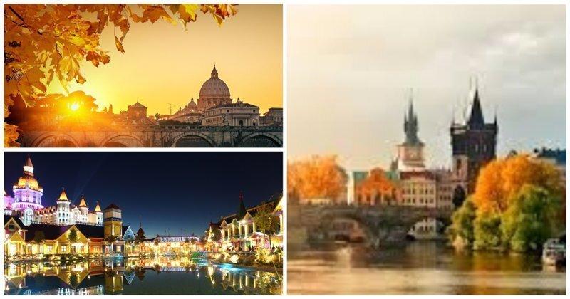 Россияне определились с пятью лучшими городами для отдыха своих любимых мам