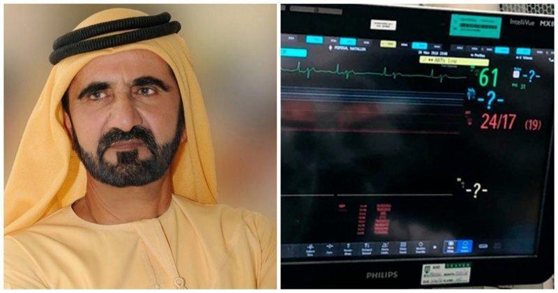 Арабский шейх оплатил больничные расходы жительницы Тамбова