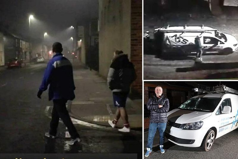 Жители Британии взяли на себя полицейские функции