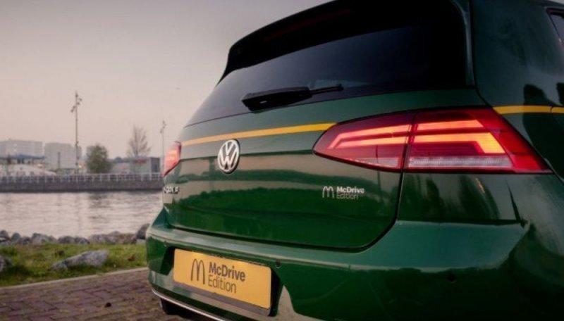 Volkswagen Golf для любителей фастфуда