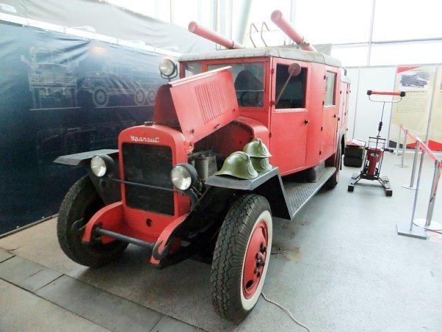 Олдтаймер-2018, часть 4 — пожарные автомобили второй половины прошлого века