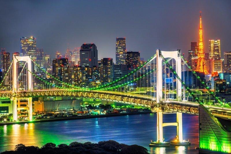 Жизнь в столице Японии, Токио. Взгляд изнутри