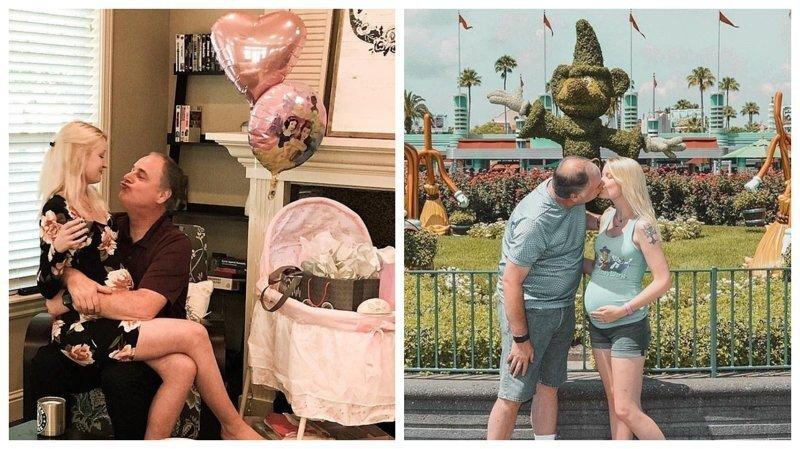 История счастливой пары с 30-летней разницей в возрасте