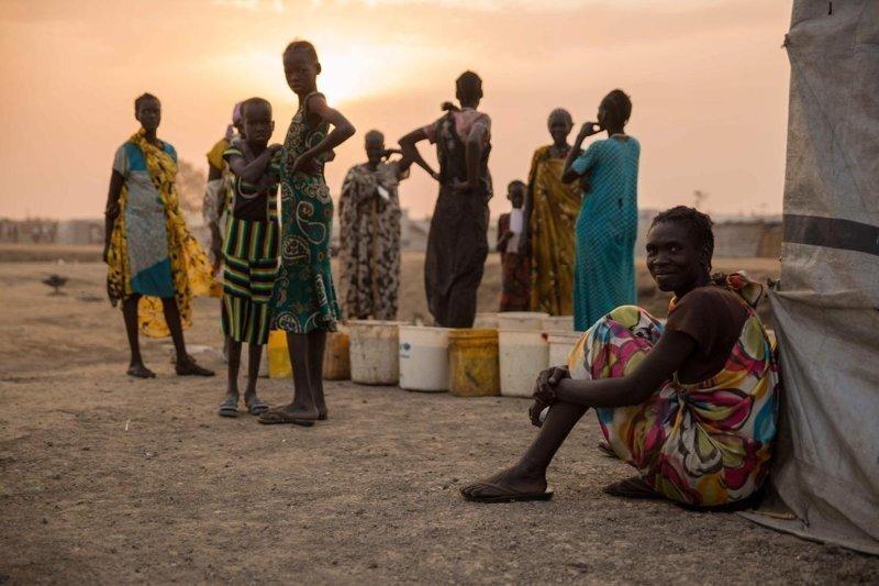 Десятки жительниц Южного Судана подверглись насилию при попытках достать еды