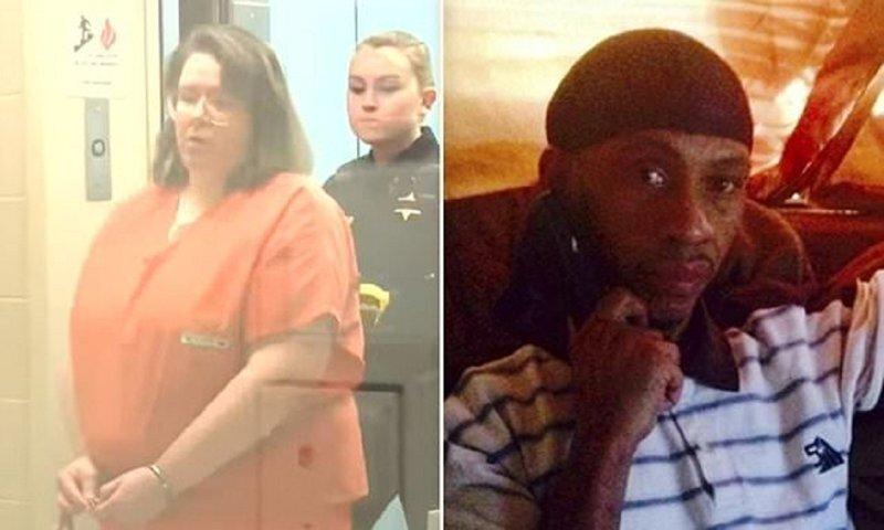 140-килограммовая американка убила своего бойфренда, сев на него