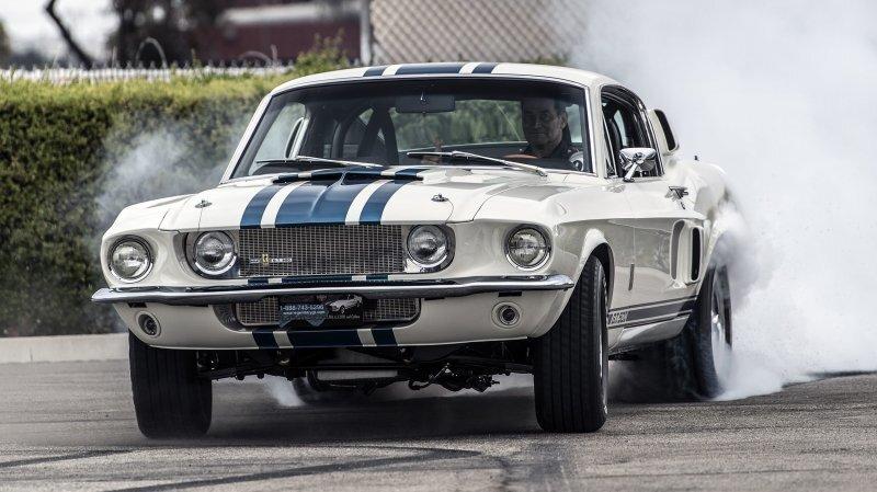 Shelby выпустит 10 экземпляров GT500 Super Snake образца 1967 года