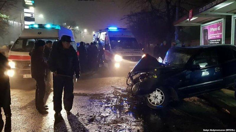 Двоюродный брат Кадырова устроил смертельное ДТП