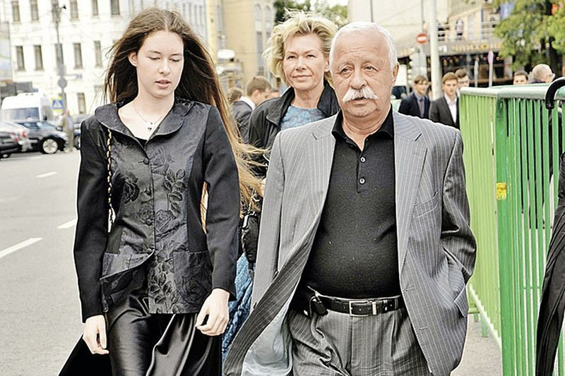 Якубович Леонид Аркадьевич – биография, личная жизнь, жена, дочь