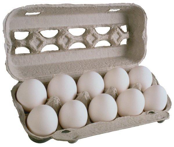 Чтобы яйца были свежими: храним и проверяем правильно