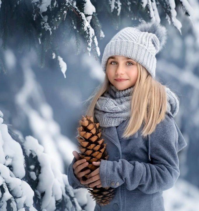 Красивые фотографии детей!