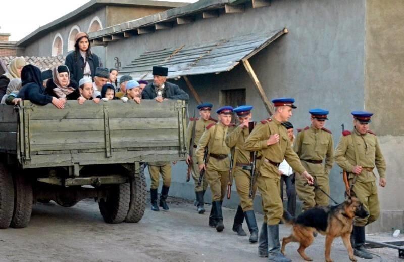 Депортация татар: Что реально произошло в Крыму весной 1944 года?