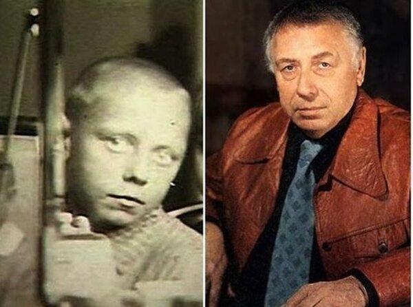 Детские фотографии любимых советских актеров