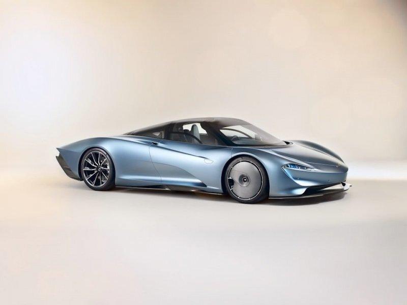 7 конкурентов McLaren Speedtail: самые быстрые машины на сегодняшний день