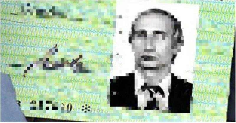 Газета Bild опубликовала фото удостоверения Штази, выданное Путину
