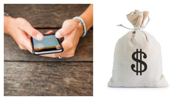 Компания Vitaminwater заплатит $100000 тому, кто откажется от смартфона на год