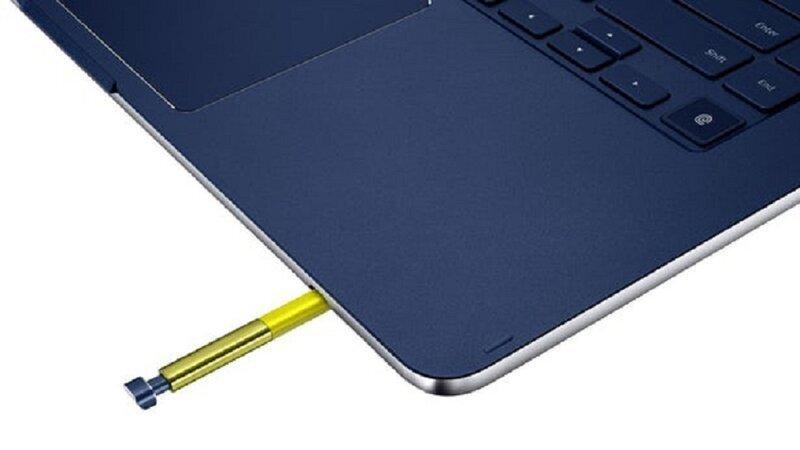Одним движением руки ноутбук превращается в планшет