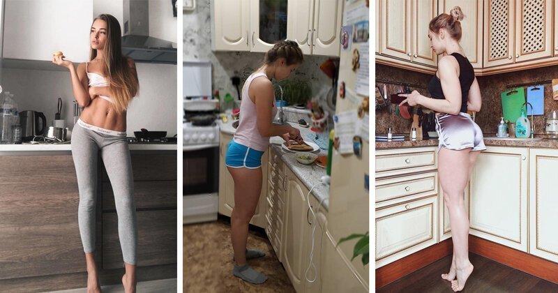 Борщ, прости: девушки, которым простительно готовить невкусно