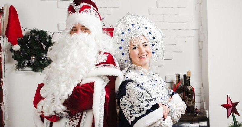 Дедам Морозам и Снегурочкам не дают заработать