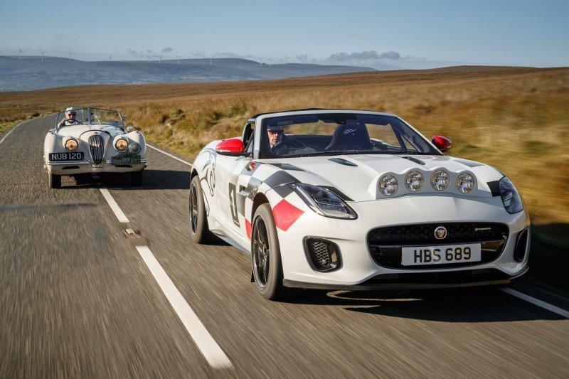 Гончая кошка: как лимитированный Jaguar превратился в раллийную машину