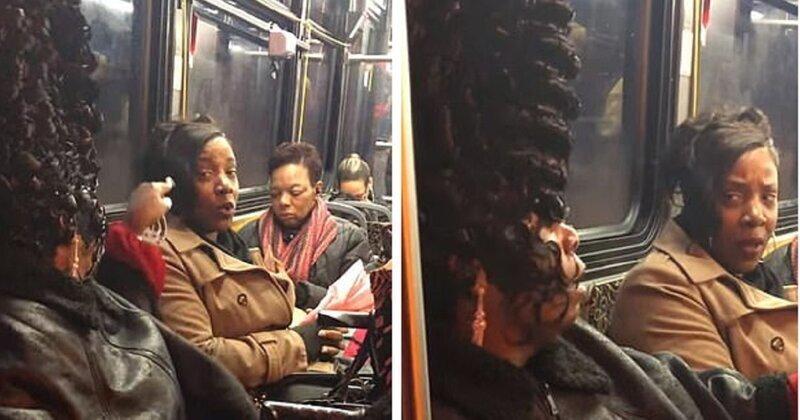 """Пока, Фелиция!"": пассажирки автобуса поругались из-за прически"