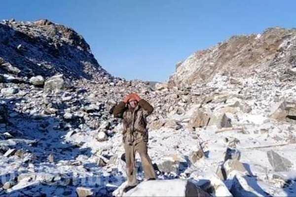 В Хабаровском крае РФ упал метеорит