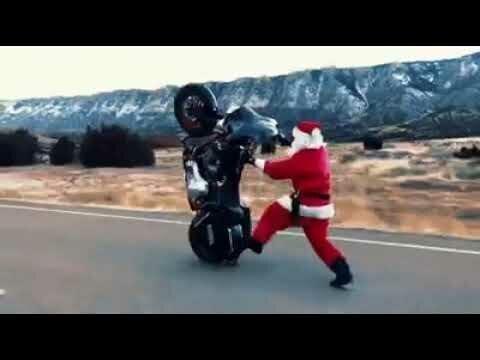 Jingle Bells Harley-Davidson