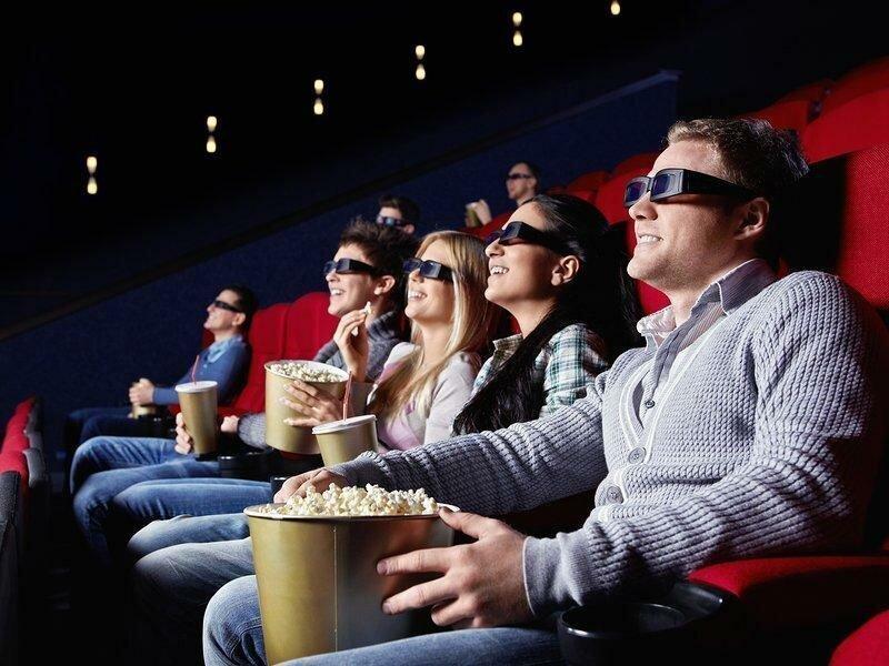 Российские фильмы стали собирать больше денег в прокате