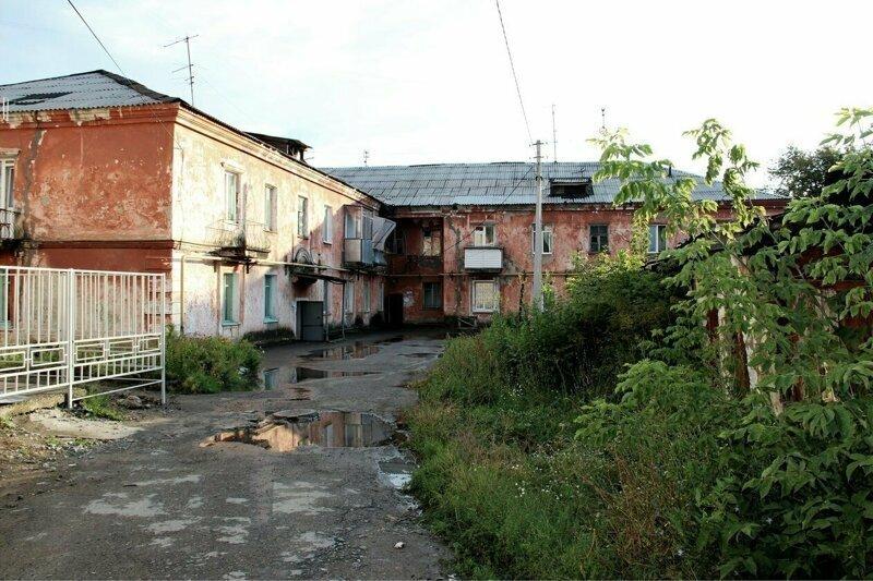 Изнанка российских городов. Часть 5: Поток, Барнаул