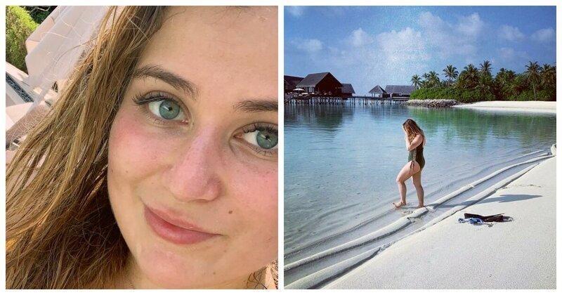 """София Абрамович выложила свои фото в купальнике, и стало ясно, что ее """"активы"""" снова подросли"""