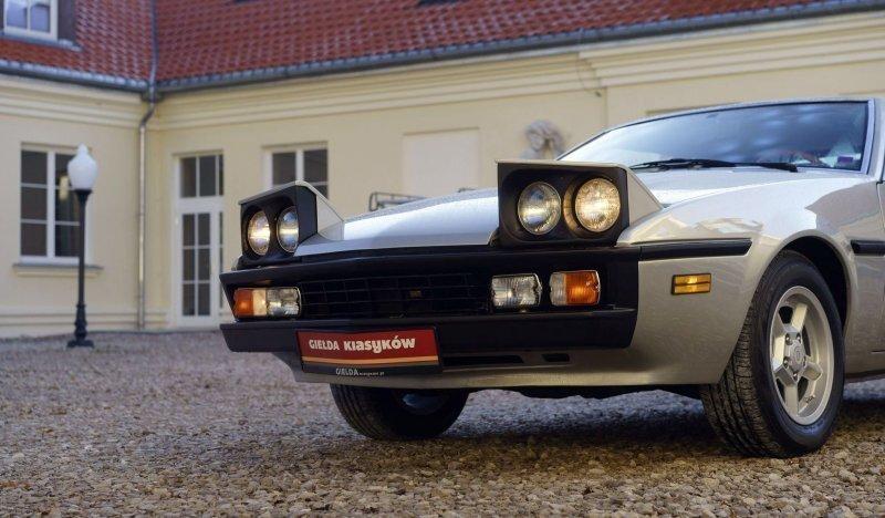 Bitter SC 1984 - как сделать купе премиум-класса из Опеля