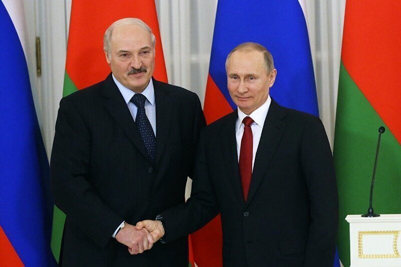 В лучших традициях: стало известно, что Лукашенко подарил Путину на Новый год