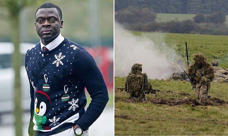 Солдат из Африки обвинил Министерство обороны в холодной зиме