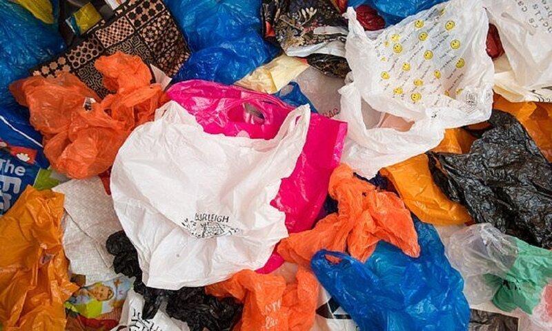 Южная Корея запретила пластиковые пакеты в супермаркетах