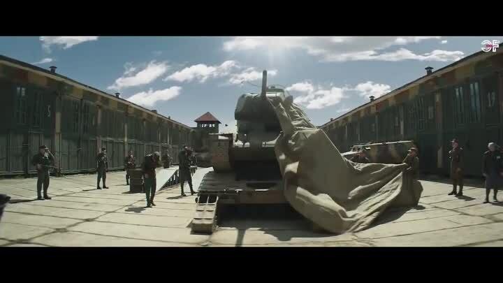 Фильм Т-34 -  третий блин не комом