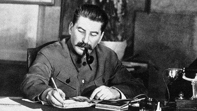 Литературный «Фронт» товарища Сталина