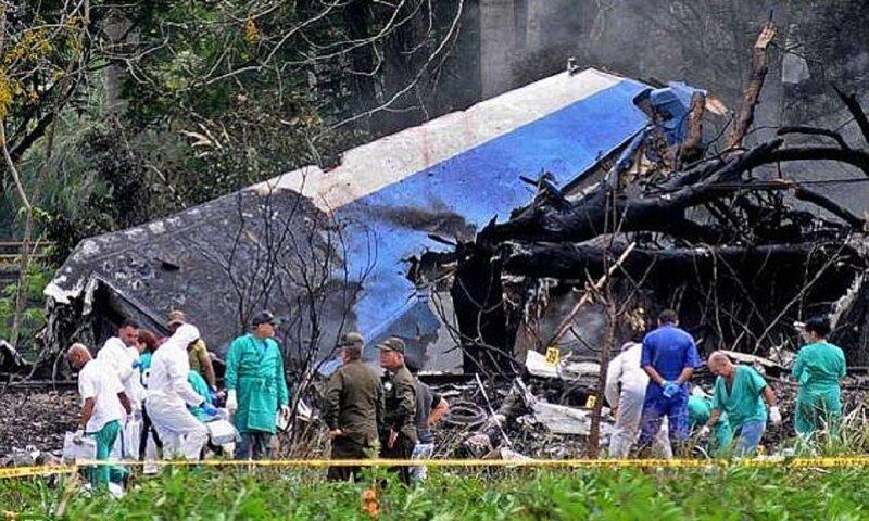 В 2018 году резко выросло число погибших в авиакатастрофах