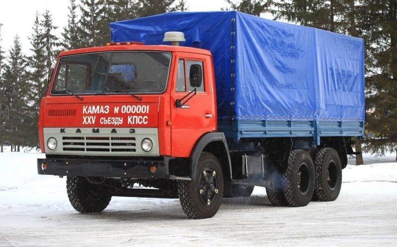 КамАЗ-5320. Первенец Камского автогиганта