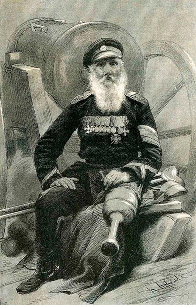 Русский солдат трёх императоров: 7 полнокровных войн, более 70 лет службы, умер в 107 лет