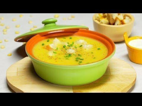 """Гороховый суп """"Сен-Жермен"""". Французская кухня"""