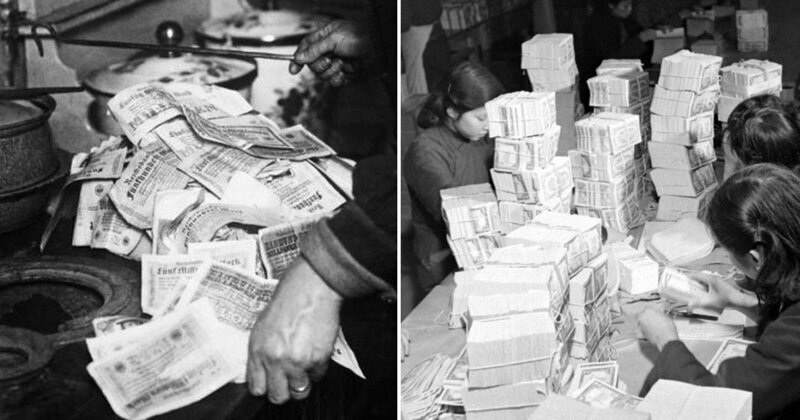 Шесть случаев рекордной гиперинфляции