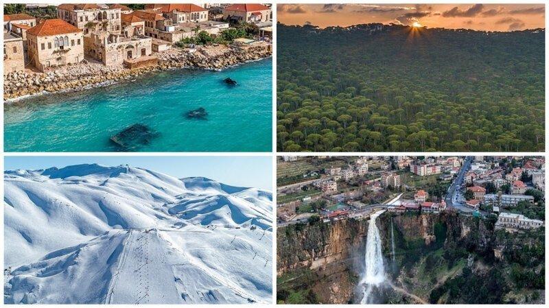 Ливан, каким вы его никогда не видели