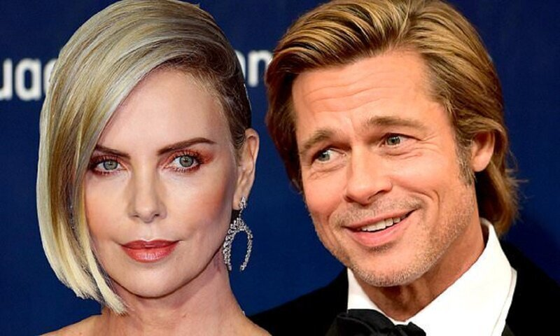 Брэд Питт нашел замену Анджелине Джоли