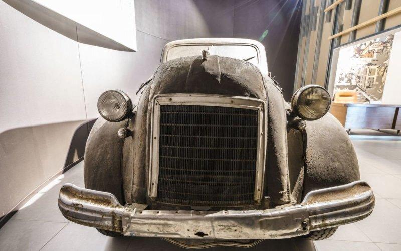 Редчайший Toyoda Model AA найденный в России