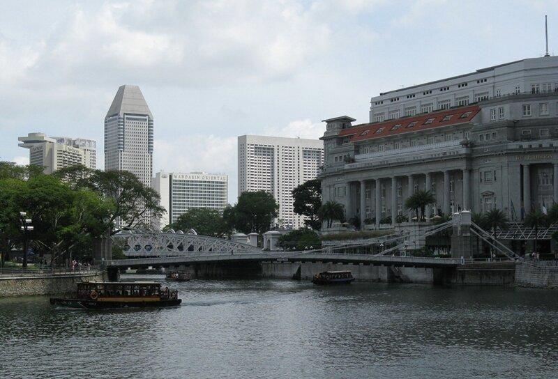Сингапур - жемчужина Азии