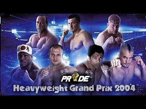 Гран-при pride fc 2004, 2006