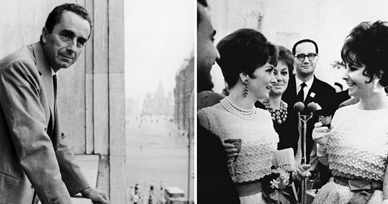 Иностранные звезды в Советском Союзе: зачем приезжали и что делали?