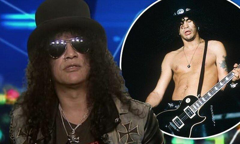 Слэш из Guns 'N' Roses рассказал о своем новом альбоме